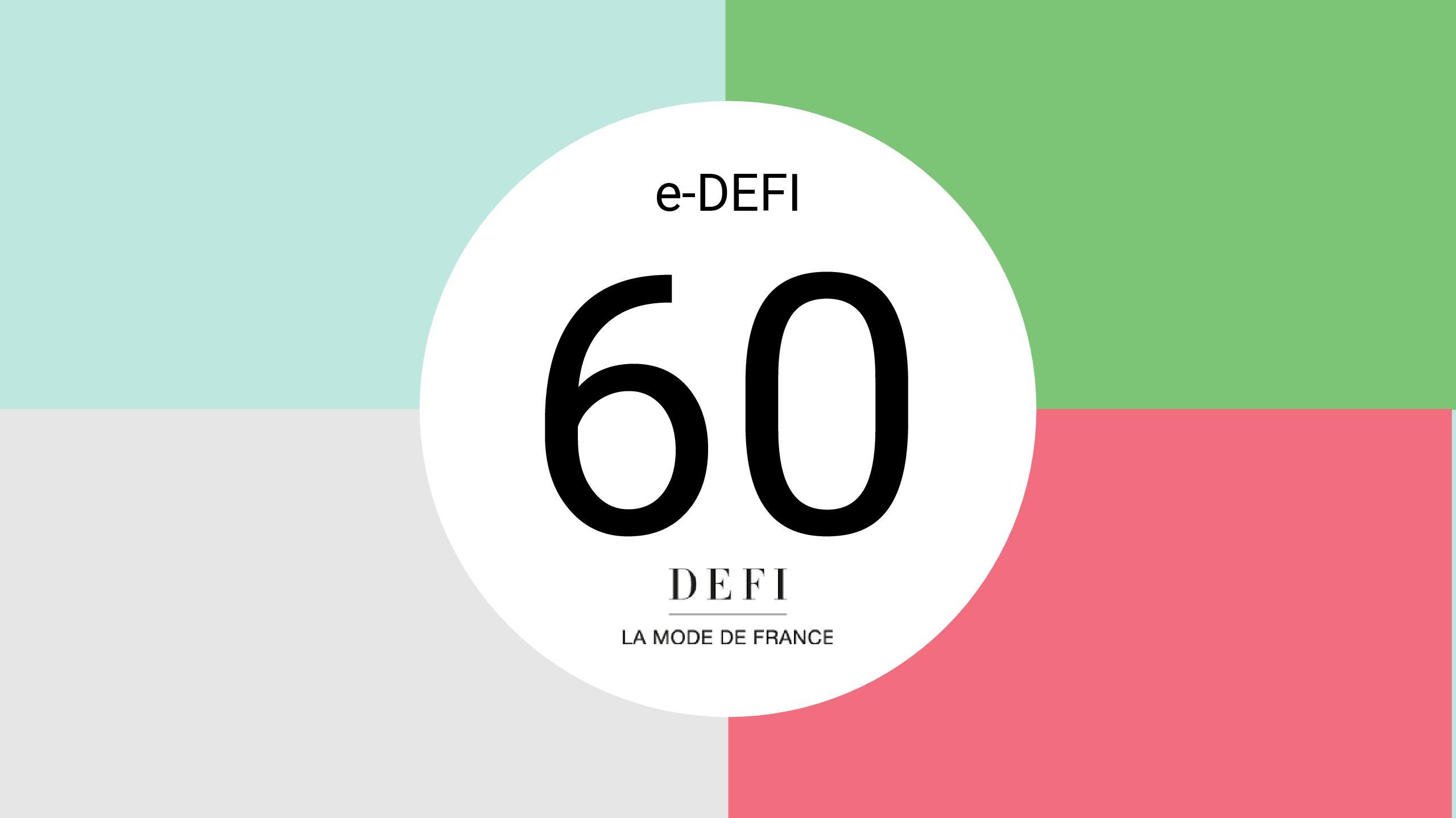 Bulletin e-DEFI #60
