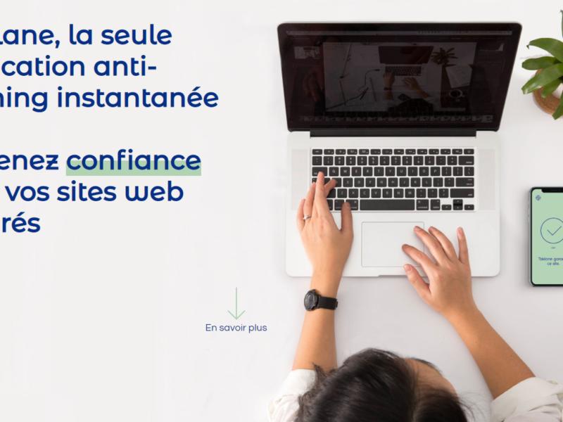 Certilane®, le script développé par Taklane qui permet de montrer l'authenticité de votre site web et de vos revendeurs sur le net