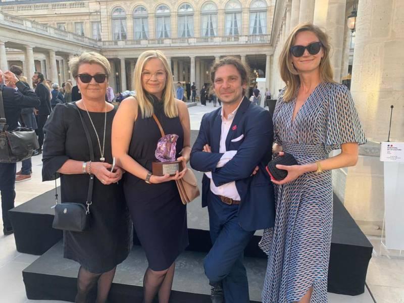 Retour sur la venue en France de Spinnova, lauréate du prix de l'innovation de l'ANDAM, à la découverte de la Fashion Tech Française