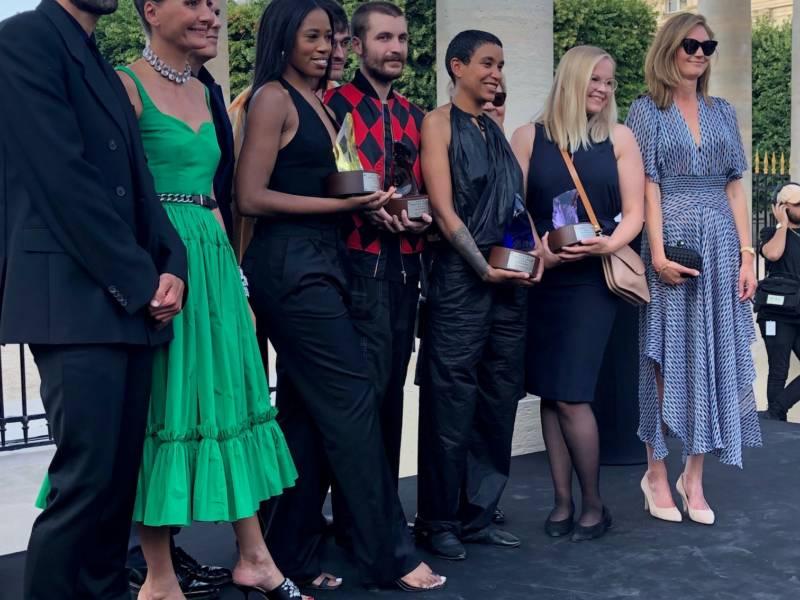 Bianca Saunders, EgonLab, Aswad et Spinnova lauréats de la 32e édition du prix de l'ANDAM