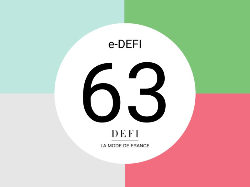 Bulletin e-DEFI #63