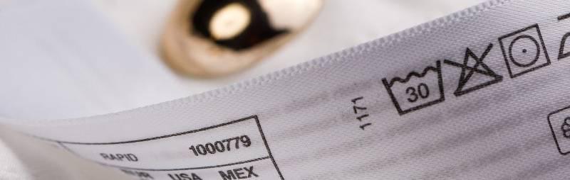 Clevercare, un logo pour les marques qui souhaitent promouvoir l'entretien durable des vêtements auprès de leurs consommateurs