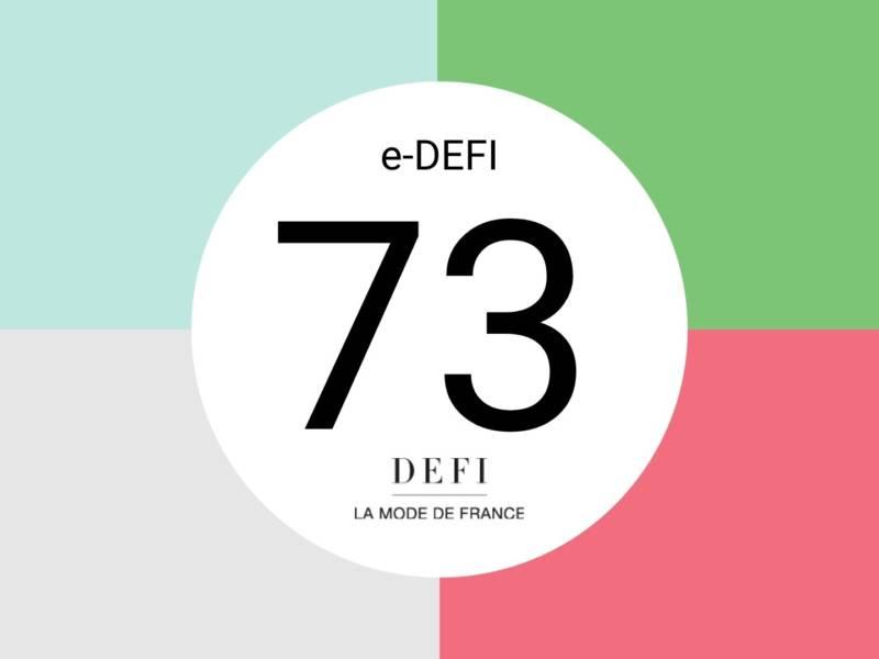 Bulletin e-DEFI #73